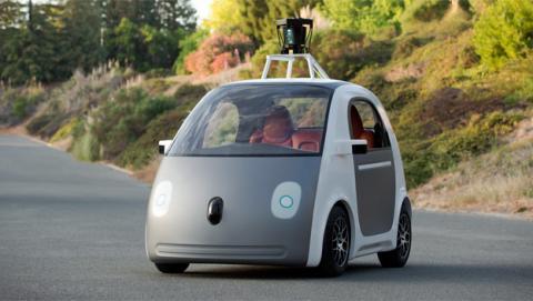 El coche autónomo de Google podrá probarse en España