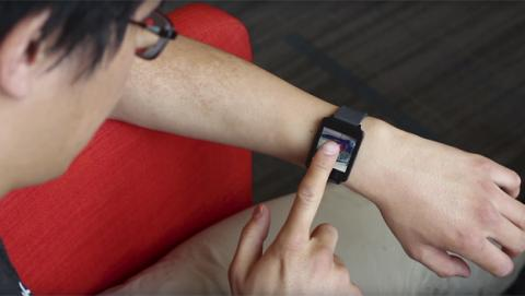 FingerAngle detecta el ángulo de tu dedo en la pantalla