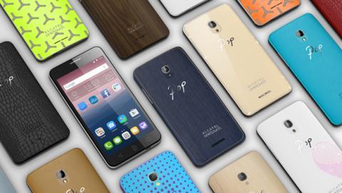 Alcatel OneTouch Pop Star, nuevo smartphone de la gama Pop
