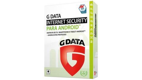 G DATA Internet Security para Android protege del malware en el smartphone
