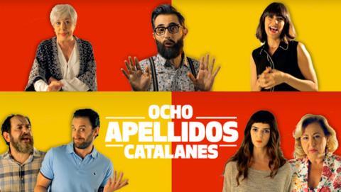 Cómo ver online preestreno Ocho apellidos catalanes