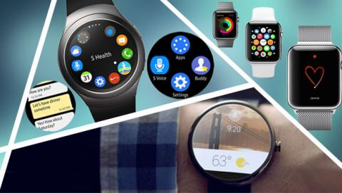 Comparativa Android Wear Tizen Watch OS