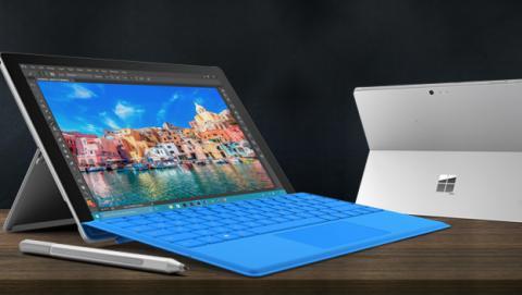 Microsoft Surface Pro 4, el unboxing