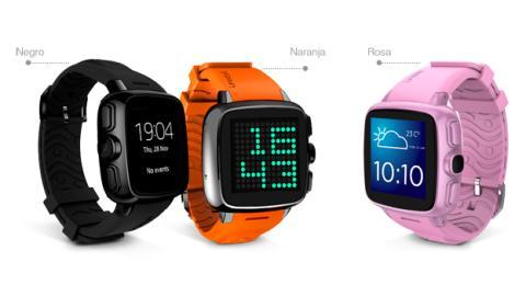 El watchphone, la evolución lógica del reloj inteligente