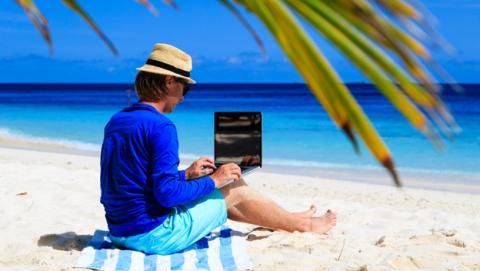 Aprovecha tu conexión 4G y conecta todos tus dispositivos en vacaciones