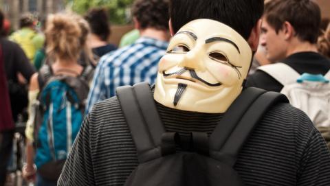 Anonymous filtra el nombre de supuestos terroristas del ISIS