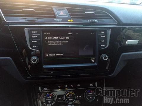 App Connect de Volskwagen ya incluye Android Auto y CarPlay