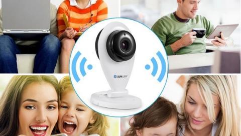 Las mejores cámaras IP de vigilancia y seguridad baratas