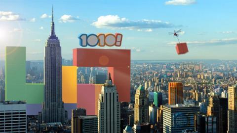 1010!, el adictivo juego para móviles Android e iPhone de 2015 que resucita el Tetris