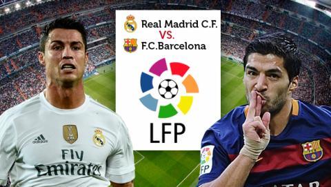 Real Madrid vs FC Barcelona estadísticas
