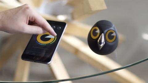 Ulo, la cámara IP con forma de búho para vigilar tu casa
