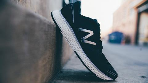 New Balance también fabricará zapatillas con impresoras 3D