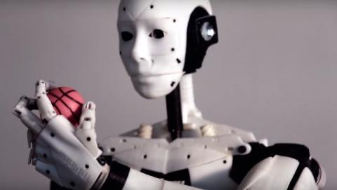 Construye un robot humanoide tú mismo por menos de 800 euros