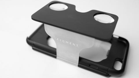 Figment VR, visor de realidad virtual integrado en tu iPhone 6