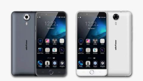 Ulefone Be Touch 3 cuenta con diseño estilizado inusual en smartphones chinos