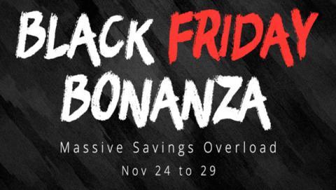 Everbuying se adelanta al Black Friday con grandes ofertas