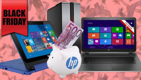 Ahorra 500 euros HP avance Black Friday
