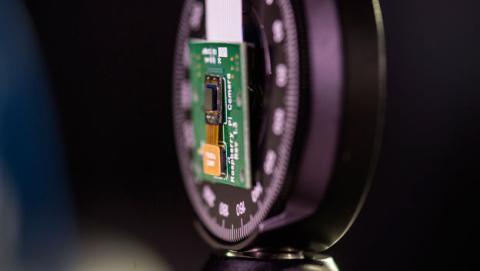 FlatCam, una cámara muy fina que no necesita lentes