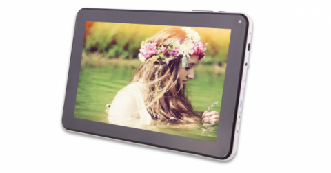 Tablet PC iRULU
