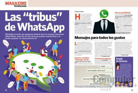 Las tribus de WhatsApp