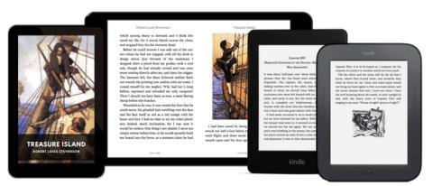 Los mejores lectores de eBooks o eReaders de 2015