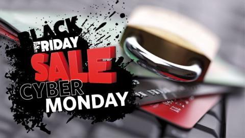 Protégete de amenazas en el Black Friday y el Cyber Monday