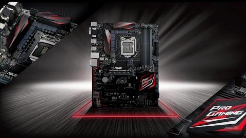 ASUS anuncia las B150 Pro Gaming/Aura y B150 Pro Gaming