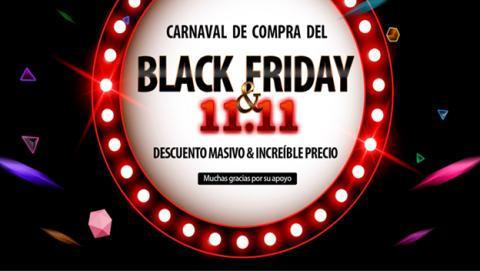 Igogo prepara un carnaval para el Black Friday