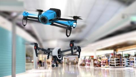 como comprar drones