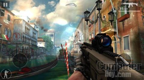 BQ Aquaris X5 juegos