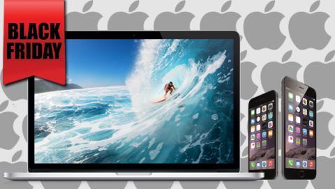 Black Friday Apple 2015 ofertas iPhone 6S iPad iMac
