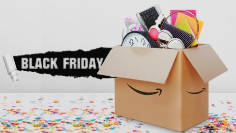 Black Friday de Amazon España: mejores ofertas del jueves 26