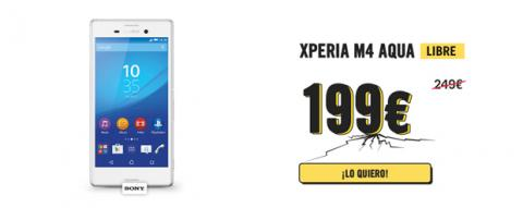 Xperia M4 Aqua