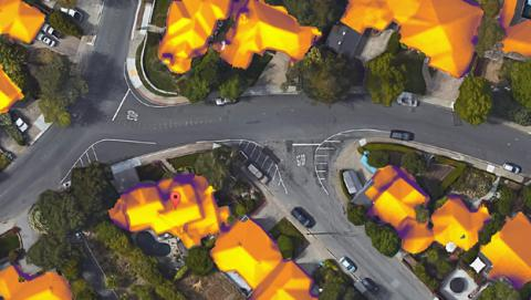 Google calcula si compensa instalar paneles solares en casa