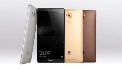 Huawei Mate 8, el nuevo buque insignia de Huawei