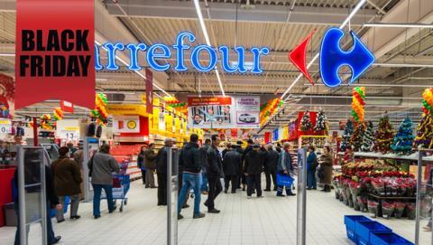 Black Friday: las ofertas de Carrefour del viernes negro