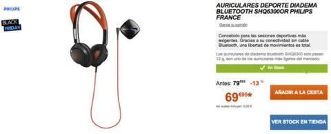 auriculares decathlon