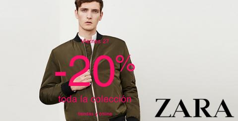Zara Black Friday 2015