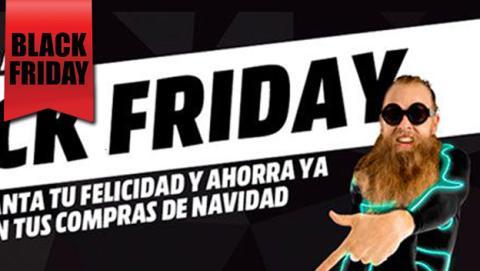 Black Friday Media Markt 2015: las mejores ofertas