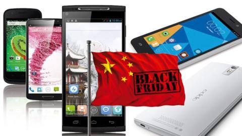 Black Friday en móviles chinos, mejores ofertas y descuentos