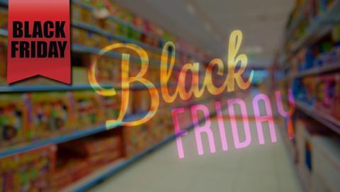 Black Friday en juguetes, las mejores ofertas prenavideñas