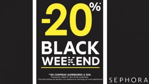 Shephora Black Friday