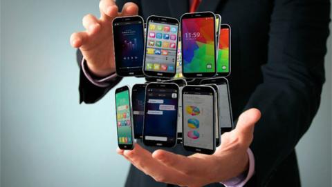 Los 7 mejores móviles baratos de gama media de 2015