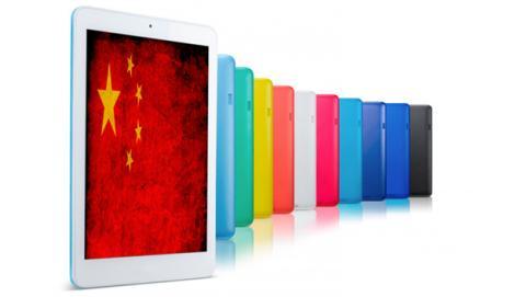 Las 5 tablets chinas más vendidas de 2015