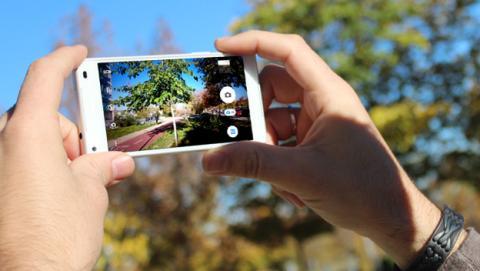 Sony Xperia Z5 Compact cámara de fotos