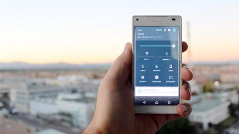 Sony Xperia Z5 Compact apps