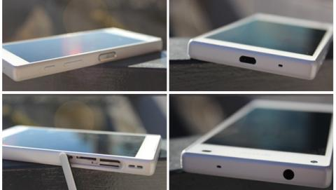 detalles Sony Xperia Z5 Compact