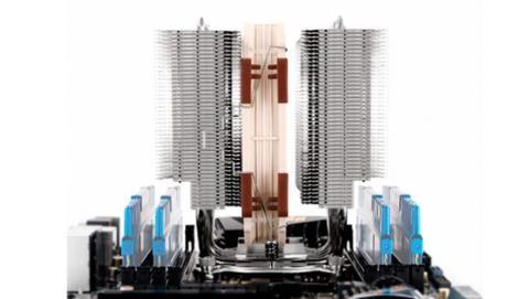 La memoria RAM puede tocar con el disipador de la CPU