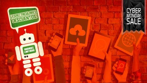 Ofertas del Cyber Monday en PCcomponentes