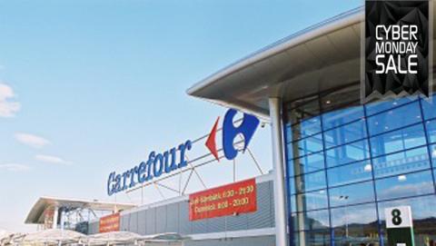 CyberMonday 2015 Carrefour